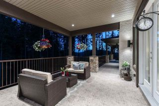 Photo 28: 1418 CRYSTAL CREEK Drive: Anmore House for sale (Port Moody)  : MLS®# R2591410