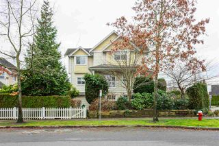 Photo 2: 4 4711 BLAIR Drive in Richmond: West Cambie Townhouse for sale : MLS®# R2527322