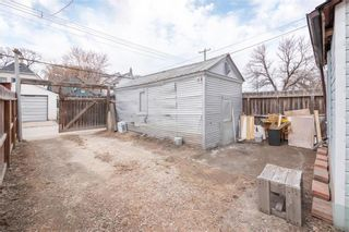 Photo 24: 568 Balmoral Street in Winnipeg: West End Residential for sale (5A)  : MLS®# 202110145