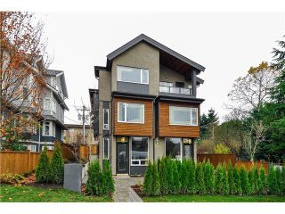 """Photo 4: 1812 E PENDER Street in Vancouver: Hastings Townhouse for sale in """"AZALEA HOMES"""" (Vancouver East)  : MLS®# V1051701"""