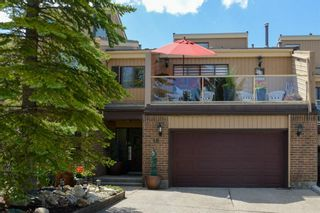 Main Photo: 18 1220 Prominence Way SW in Calgary: Patterson Row/Townhouse for sale : MLS®# A1133893