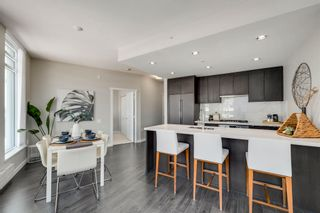 """Photo 1: 606 3188 RIVERWALK Avenue in Vancouver: South Marine Condo for sale in """"Currents at Waters Edge"""" (Vancouver East)  : MLS®# R2614998"""