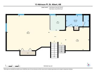 Photo 49: 13 Atkinson Place: St. Albert House for sale : MLS®# E4243702