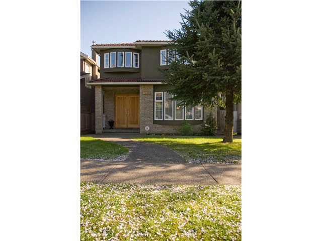 Main Photo: 1668 W 64TH AVENUE in : S.W. Marine House for sale : MLS®# V824051