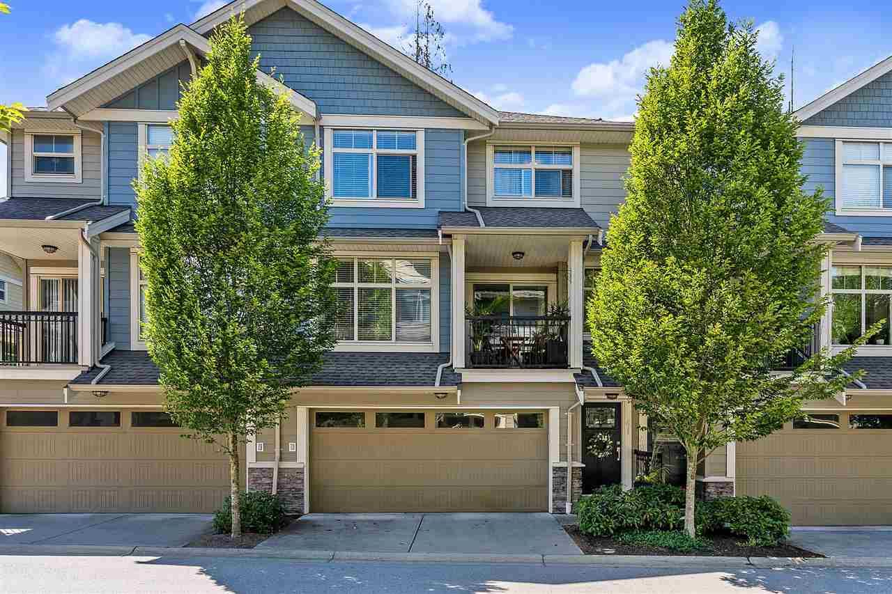 Main Photo: 41 22225 50 AVENUE in : Murrayville Townhouse for sale : MLS®# R2378682