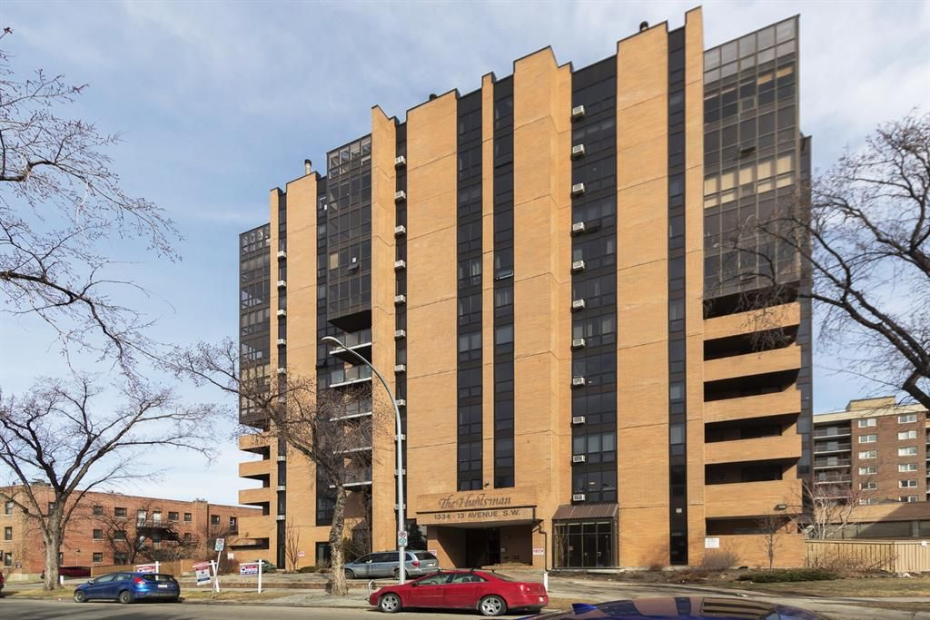 Main Photo: 801 1334 13 Avenue SW in Calgary: Beltline Apartment for sale : MLS®# A1137068