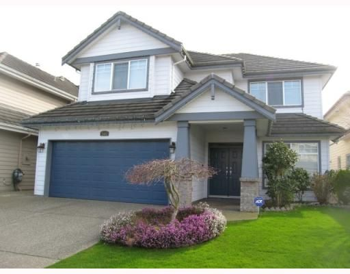 Main Photo: 3482 TOLMIE Avenue in Richmond: Terra Nova House for sale : MLS®# V761269