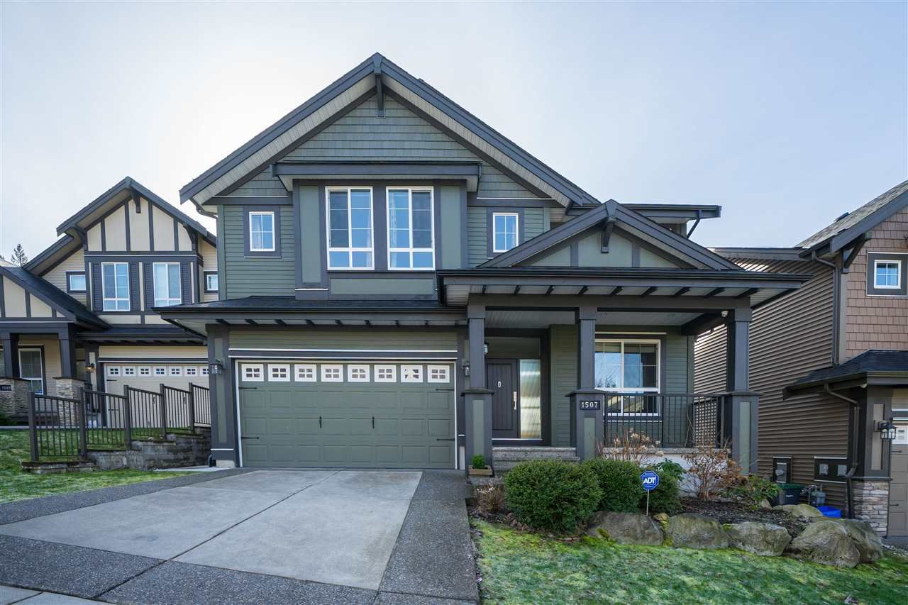 Main Photo: 1507 SHORE VIEW Place in Coquitlam: Burke Mountain House for sale : MLS®# R2542292