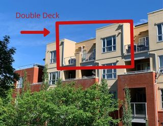Main Photo: 411 1110 3 Avenue NW in Calgary: Hillhurst Apartment for sale : MLS®# A1147184