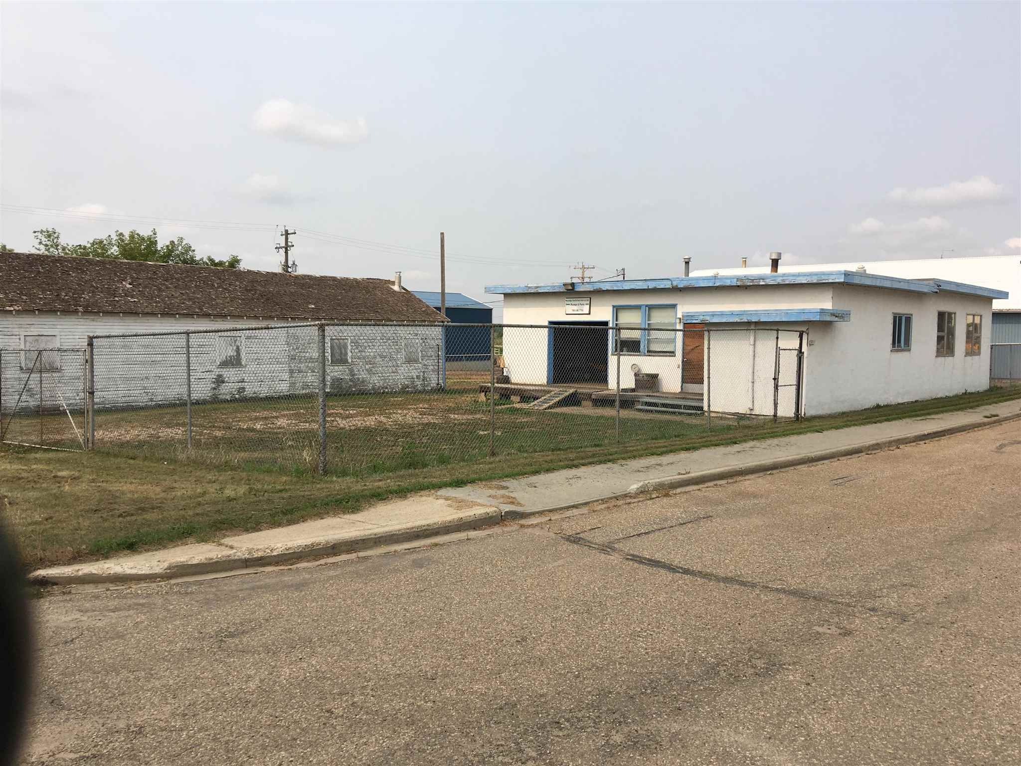 Main Photo: 4911 49 Avenue: Holden Land Commercial for sale : MLS®# E4258237
