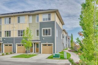Photo 1: 332 MARQUIS LANE SE in Calgary: Mahogany Row/Townhouse for sale : MLS®# C4281537
