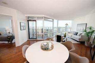 Photo 4: 2507 1050 BURRARD STREET in Vancouver: Downtown VW Condo for sale (Vancouver West)  : MLS®# R2263975