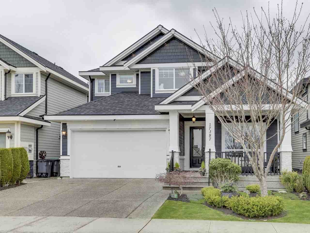 """Main Photo: 17387 3 Avenue in Surrey: Pacific Douglas House for sale in """"SUMMERFIELD"""" (South Surrey White Rock)  : MLS®# R2257323"""