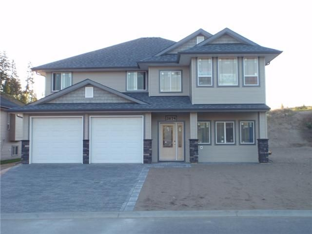 """Main Photo: 2674 LINKS Drive in Prince George: Aberdeen House for sale in """"ABERDEEN GLEN"""" (PG City North (Zone 73))  : MLS®# N205880"""