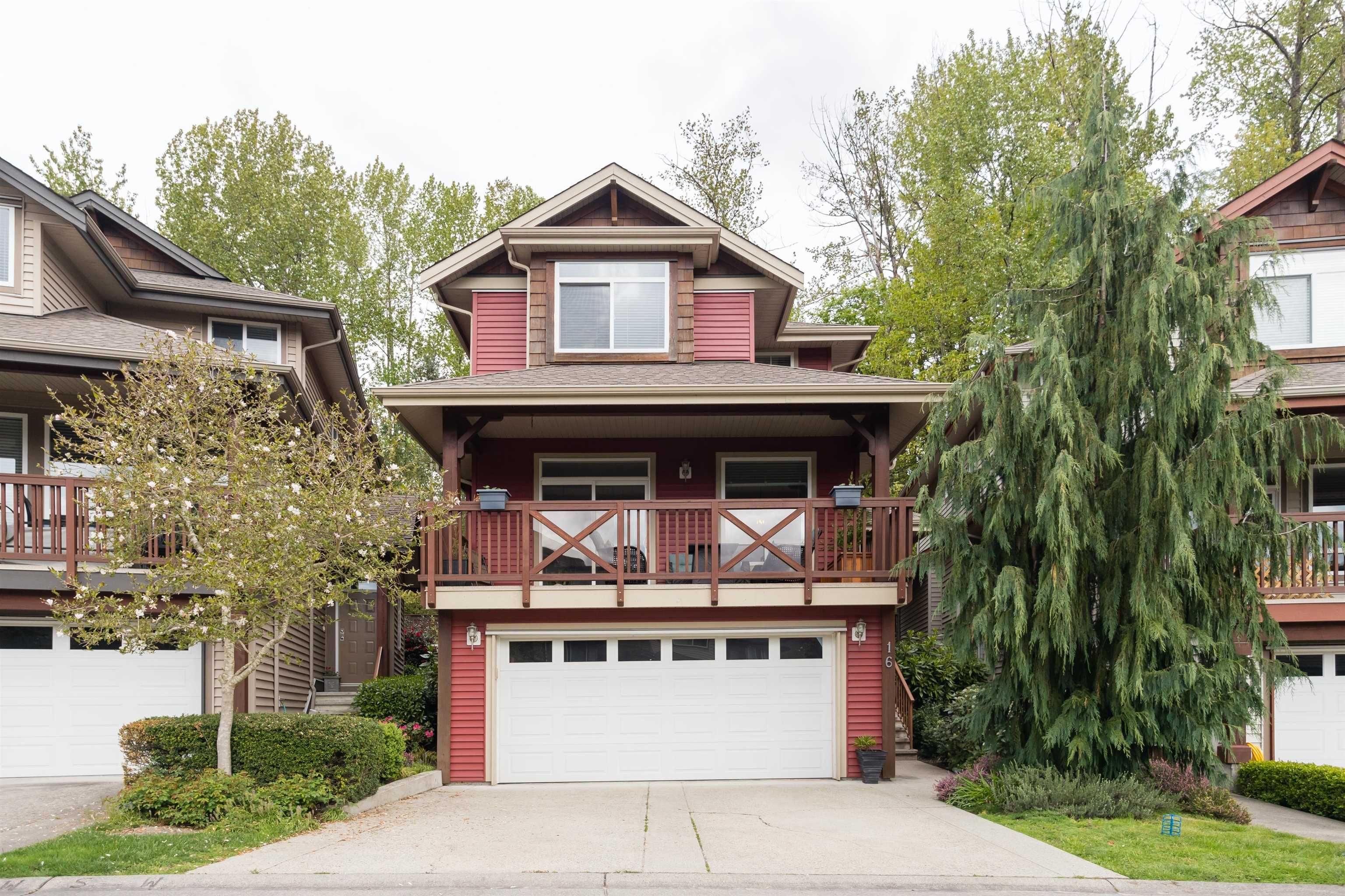 "Main Photo: 16 2281 ARGUE Street in Port Coquitlam: Citadel PQ House for sale in ""CITADEL LANDING"" : MLS®# R2623262"