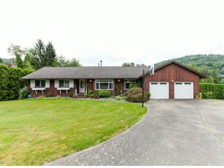 Photo 1: 35262 MCKEE Place in Abbotsford: Abbotsford East House for sale : MLS®# F1414461