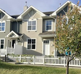 Main Photo: 307 Toscana Gardens NW in Calgary: Tuscany Row/Townhouse for sale : MLS®# A1151235