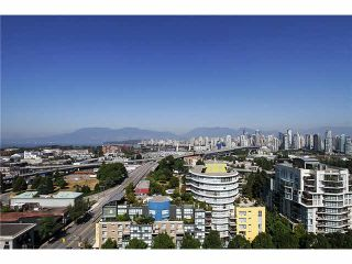 """Photo 9: 1404 1483 W 7TH Avenue in Vancouver: Fairview VW Condo for sale in """"VERONA OF PORTICO"""" (Vancouver West)  : MLS®# V1082596"""