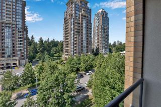 """Photo 19: 607 7368 SANDBORNE Avenue in Burnaby: South Slope Condo for sale in """"MAYFAIR PLACE"""" (Burnaby South)  : MLS®# R2598493"""