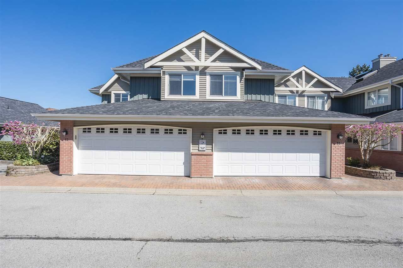 """Main Photo: 11 12038 62 Avenue in Surrey: Panorama Ridge Townhouse for sale in """"Pacific Gardens"""" : MLS®# R2568380"""