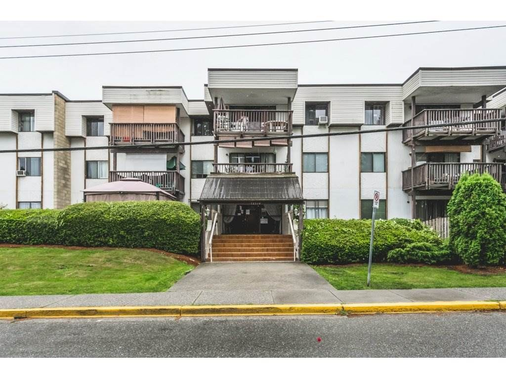 """Main Photo: 320 12170 222 Street in Maple Ridge: West Central Condo for sale in """"WILDWOOD TERRACE"""" : MLS®# R2283447"""