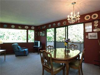 "Photo 3: 405 1385 DRAYCOTT Road in North Vancouver: Lynn Valley Condo for sale in ""BROOKWOOD NORTH"" : MLS®# V855076"
