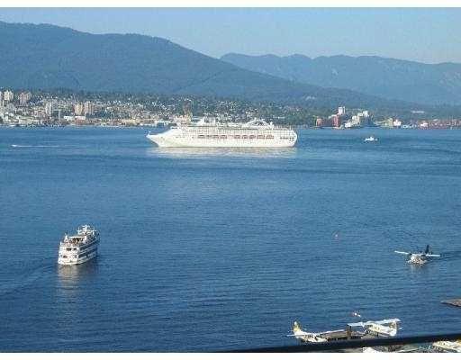 "Main Photo: 1803 1281 W CORDOVA Street in Vancouver: Coal Harbour Condo for sale in ""CALLISTO"" (Vancouver West)  : MLS®# V734297"