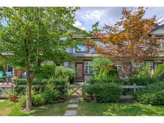 """Photo 2: 9 18828 69 Avenue in Surrey: Clayton Townhouse for sale in """"STARPOINT"""" (Cloverdale)  : MLS®# R2607853"""
