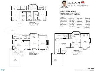 Photo 40: 4977 CHALET Place in North Vancouver: Canyon Heights NV House for sale : MLS®# R2569040