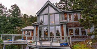 Photo 1: 340 CREEK Road: Bowen Island House for sale : MLS®# R2530515