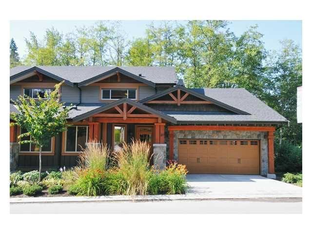 "Main Photo: 49 24185 106B Avenue in Maple Ridge: Albion Townhouse for sale in ""TRAILS EDGE"" : MLS®# V924724"