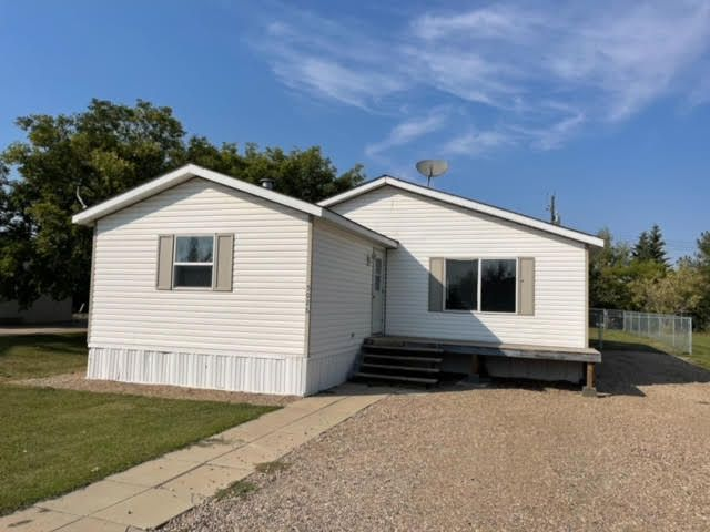 Main Photo: 5026 3 Avenue: Chauvin Manufactured Home for sale (MD of Wainwright)  : MLS®# A1143633
