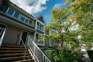 """Photo 3: 9 1027 LYNN VALLEY Road in North Vancouver: Lynn Valley Townhouse for sale in """"RIVER ROCK"""" : MLS®# R2621283"""