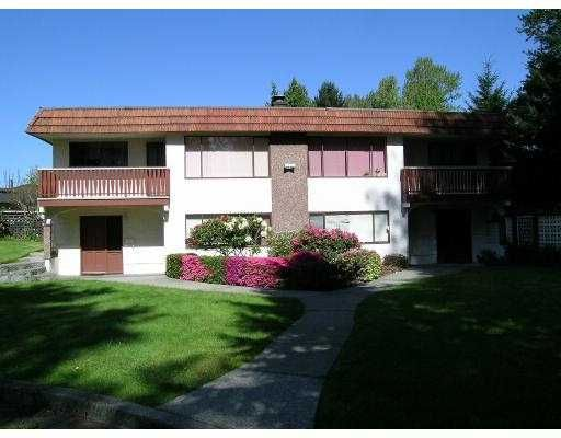 Photo 1: Photos: 1251 - 1253 ALDRIN PL in Burnaby: Sperling-Duthie Duplex for sale (Burnaby North)  : MLS®# V588440