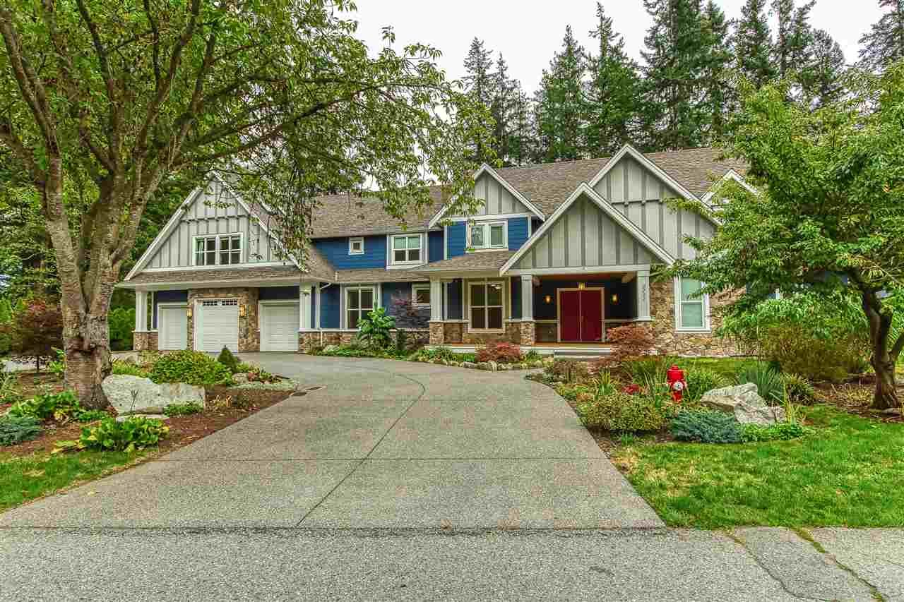 """Photo 1: Photos: 2732 NORTHCREST Drive in Surrey: Sunnyside Park Surrey House for sale in """"Woodshire Park"""" (South Surrey White Rock)  : MLS®# R2543125"""