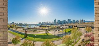 """Photo 3: 505 125 MILROSS Avenue in Vancouver: Downtown VE Condo for sale in """"CREEKSIDE"""" (Vancouver East)  : MLS®# R2567212"""