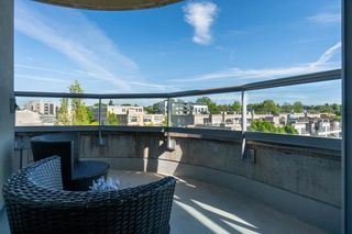 """Photo 23: 613 2655 CRANBERRY Drive in Vancouver: Kitsilano Condo for sale in """"NEW YORKER"""" (Vancouver West)  : MLS®# R2581568"""