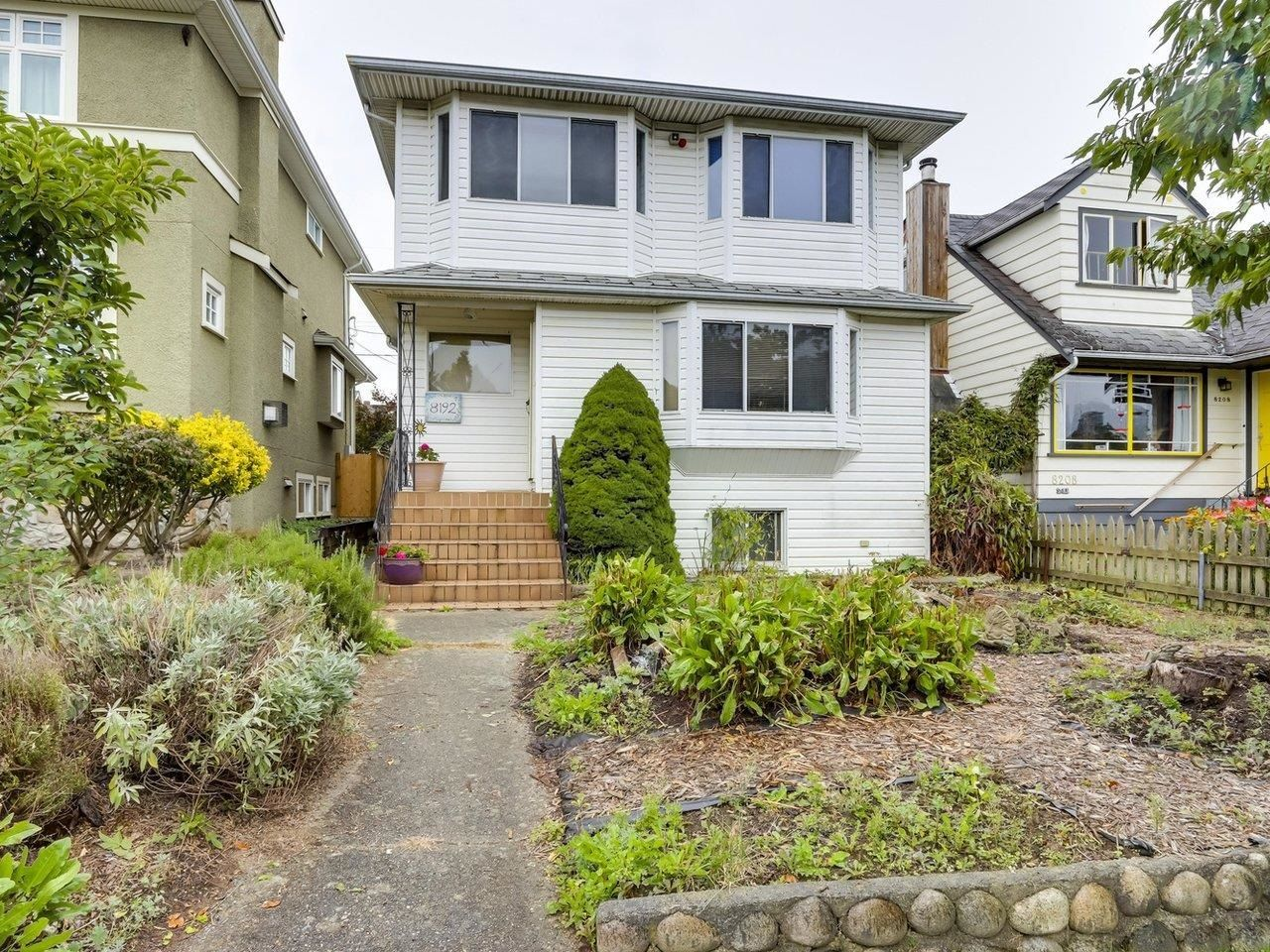 """Main Photo: 8192 HAIG Street in Vancouver: Marpole House for sale in """"MARPOLE"""" (Vancouver West)  : MLS®# R2619264"""
