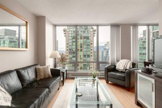 "Photo 2: 2101 1288 W GEORGIA Street in Vancouver: West End VW Condo for sale in ""The Residences on Georgia"" (Vancouver West)  : MLS®# R2573734"
