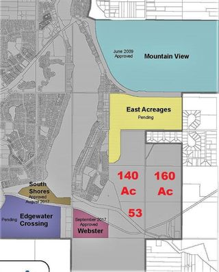 Photo 4: 160 Acres Range Road 281 Road: Chestermere Land for sale : MLS®# A1041600
