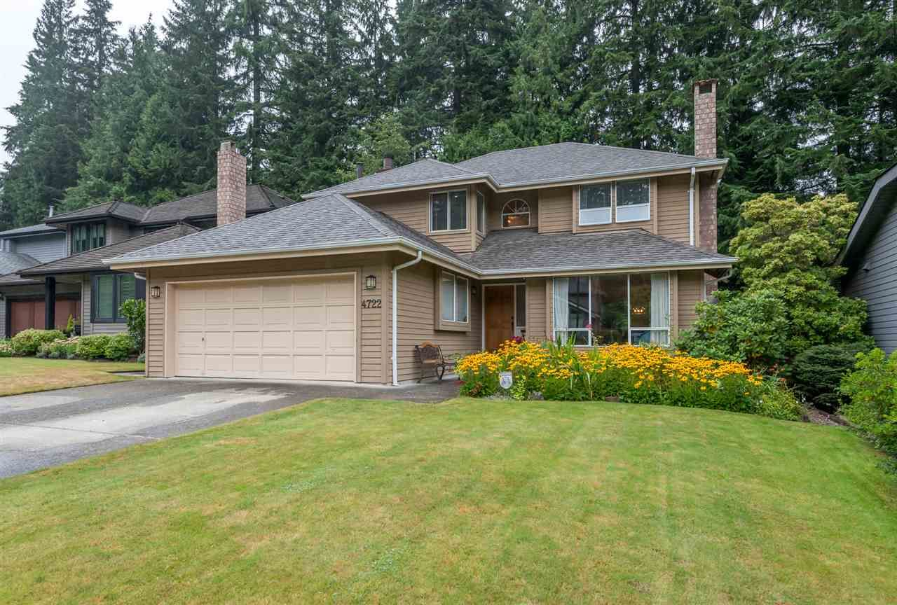 """Main Photo: 4722 UNDERWOOD Avenue in North Vancouver: Lynn Valley House for sale in """"Timber Ridge"""" : MLS®# R2401489"""