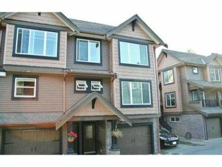 Photo 1: 21 22206 124TH Avenue in Maple Ridge: West Central Condo for sale : MLS®# V971012