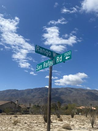 Main Photo: BORREGO SPRINGS Property for sale: 0 Rango Way