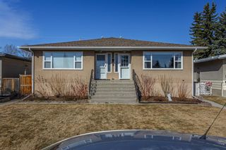 Main Photo: 2827 39 Street SW in Calgary: Glenbrook Duplex for sale : MLS®# A1095057