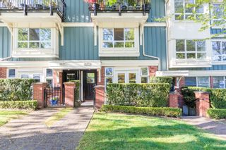 Main Photo: 3683 WEST 12TH AVE in VANCOUVER: Kitsilano Townhouse for sale (Vancouver West)  : MLS®# R2588178