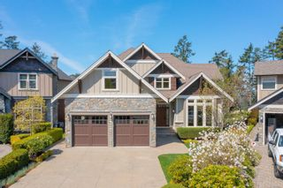 Photo 1: 1186 Deerview Pl in : La Bear Mountain House for sale (Langford)  : MLS®# 873362