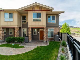 Photo 2: 48 130 COLEBROOK ROAD in Kamloops: Tobiano Townhouse for sale : MLS®# 162166