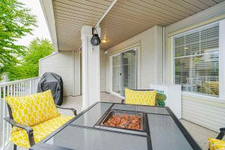 """Photo 26: 8 6568 193B Street in Surrey: Clayton Townhouse for sale in """"Belmont at Southlands"""" (Cloverdale)  : MLS®# R2573529"""