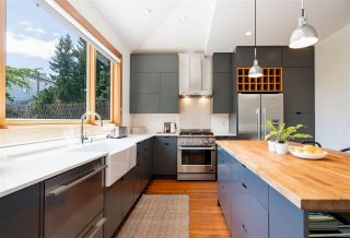 """Photo 12: 201 E 19TH Street in North Vancouver: Central Lonsdale House for sale in """"Finlay's Row"""" : MLS®# R2591250"""