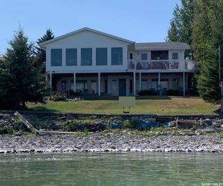 Photo 1: 75 C.B. Griffith Dr. 3rd Ave. W-Metinota in Jackfish Lake: Residential for sale : MLS®# SK867098